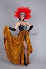 5208. Бразильский карнавальный