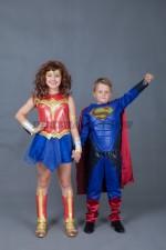 5684. Чудо девочка и Супермен