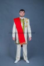 02194 Тайский мужской костюм