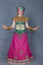 02200 Тайский костюм