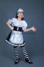 00857 Еврейский народный костюм Гила