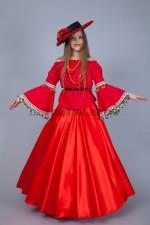 00858 Мексиканский народный. костюм Консуэлла