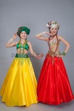 00859 Кубинские танцевальные костюмы