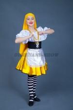 00854 Еврейский народный костюм Сара