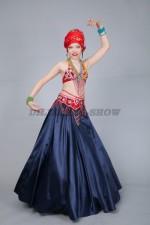 00862 Кубинский танцевальный костюм Селесте