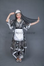 00855 Ерейский народный костюм Хана