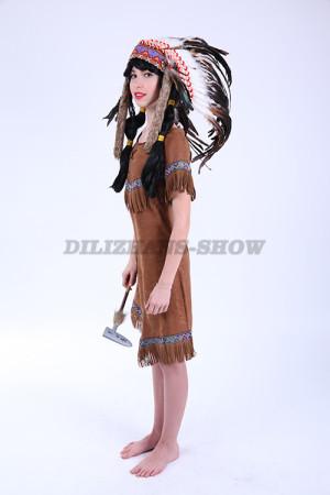 Дикий запад. Индейцы. Ковбои. Обложка.